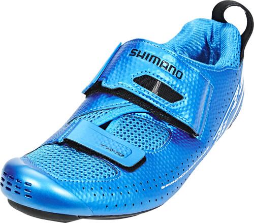 Shimano SH-TR9 Triathlon Schuhe Blau - 40 iMeWbSa